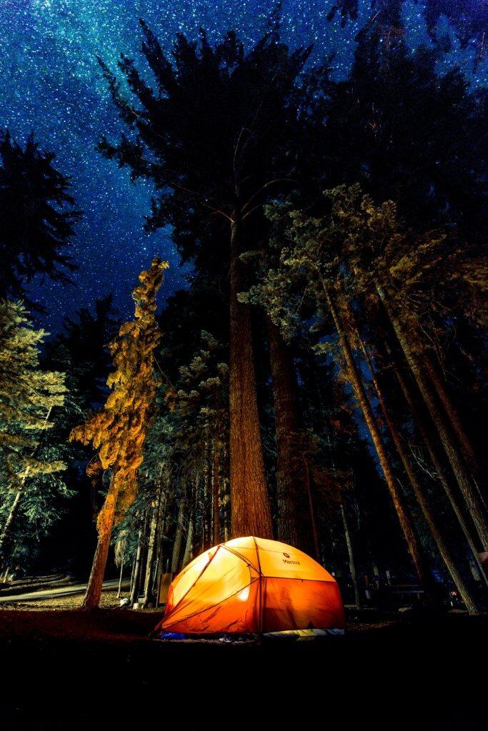Camping Around Lake Tahoe North Tahoe Business Association