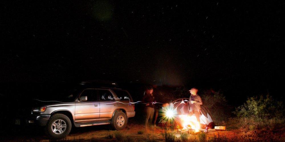 Camping around Lake Tahoe - North Tahoe Business Association