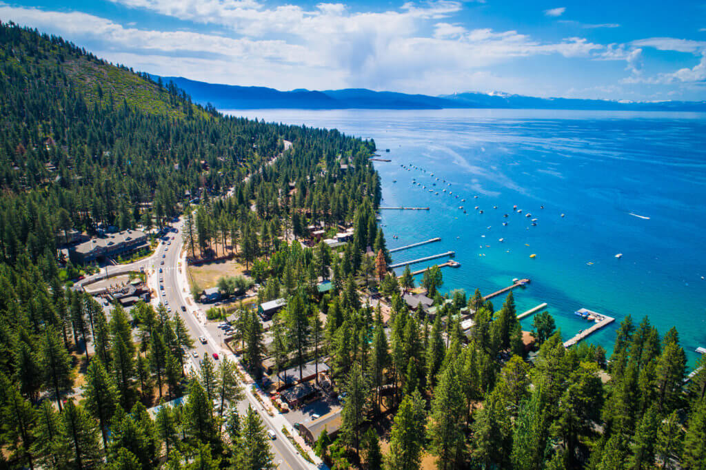 Choose North Lake Tahoe Placer County Kings Beach